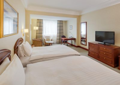 Hilton Guestroom - Twin